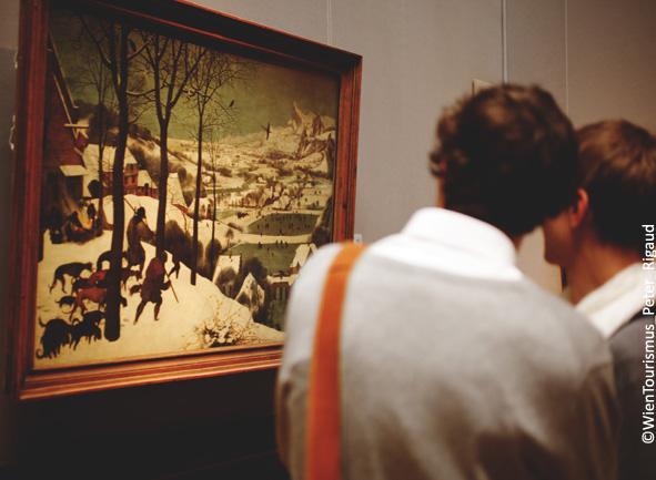 KHM Bruegel Kunsthistorisches Museum ©WienTourismus_PeterRigaud