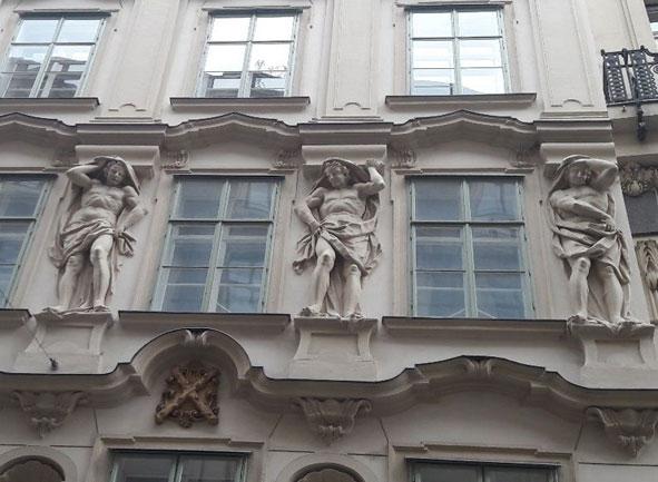 Herkules und Deutsch Kreuz Orden
