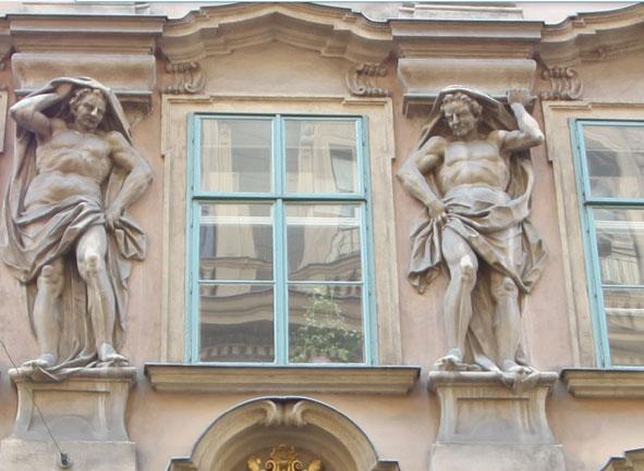 Halbnackte Männer und kein Herkules