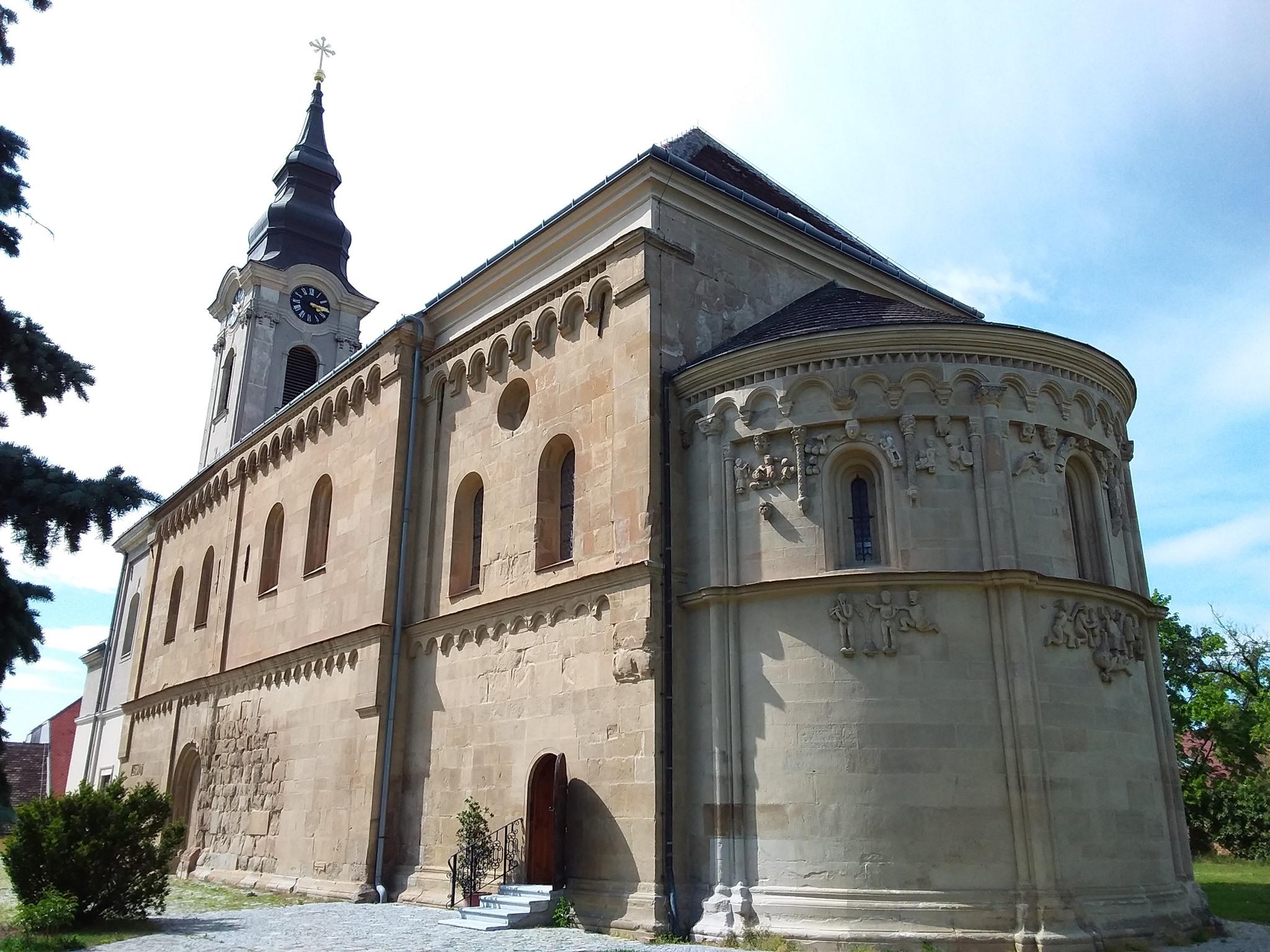 Church of Schoengrabern